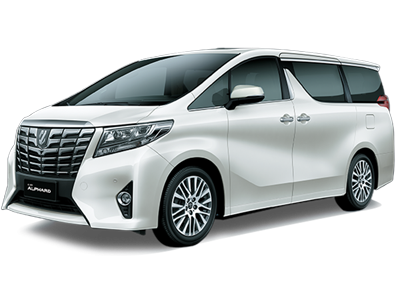 All New Alphard Hybrid