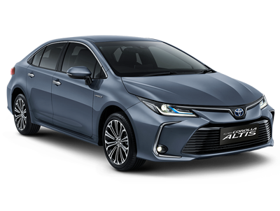 All New Corolla Altis Hybrid