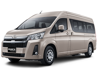 All New Hiace Premio
