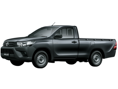 New Hilux-S