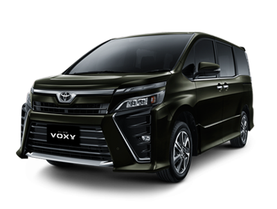 All New Voxy